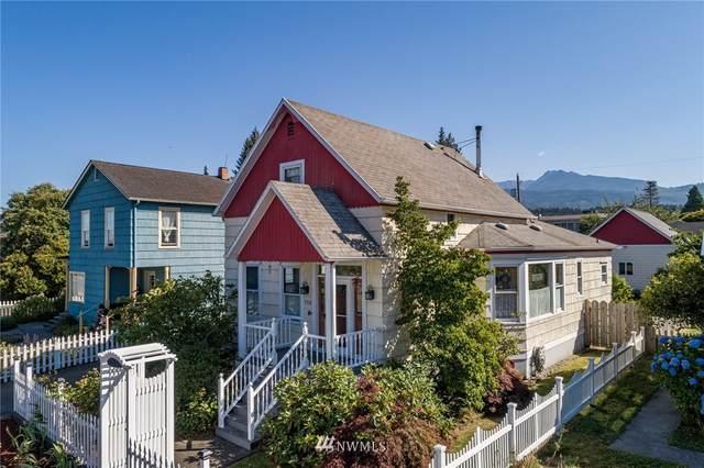 718 E 2nd Street, Port Angeles, WA 98362 (#1809203) :: Ben Kinney Real Estate Team