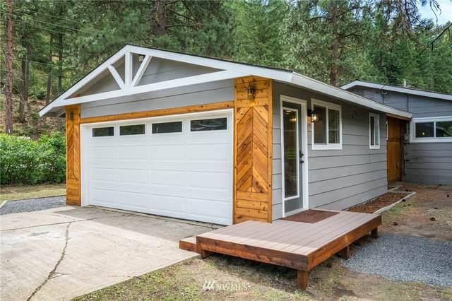13894 Chumstick Hwy, Leavenworth, WA 98826 (#1809248) :: Pacific Partners @ Greene Realty