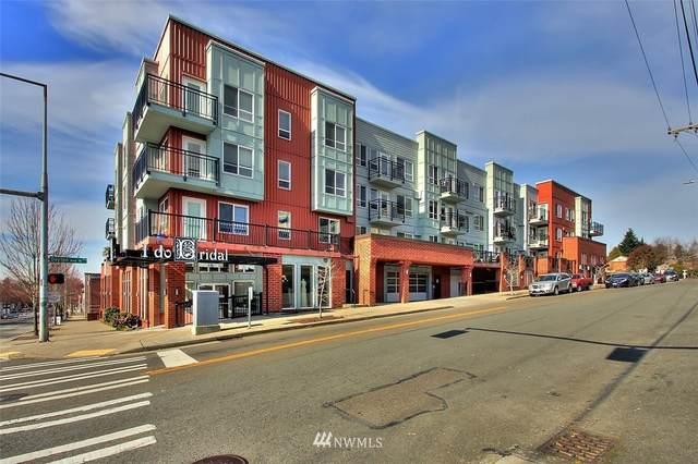 424 N 85th Street #312, Seattle, WA 98103 (#1809464) :: Commencement Bay Brokers