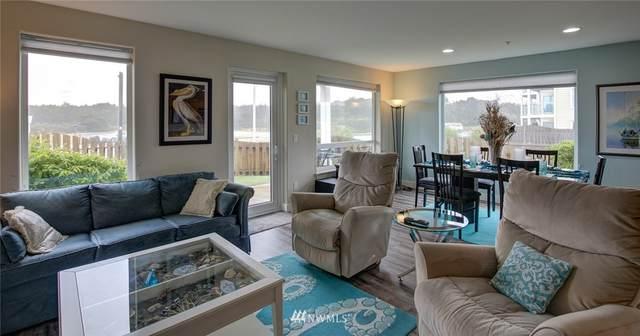 1600 W Ocean Avenue #1019, Westport, WA 98595 (#1809498) :: McAuley Homes