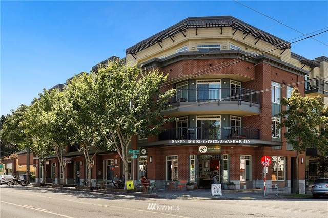 6015 Phinney Avenue N #209, Seattle, WA 98103 (#1809674) :: Better Homes and Gardens Real Estate McKenzie Group