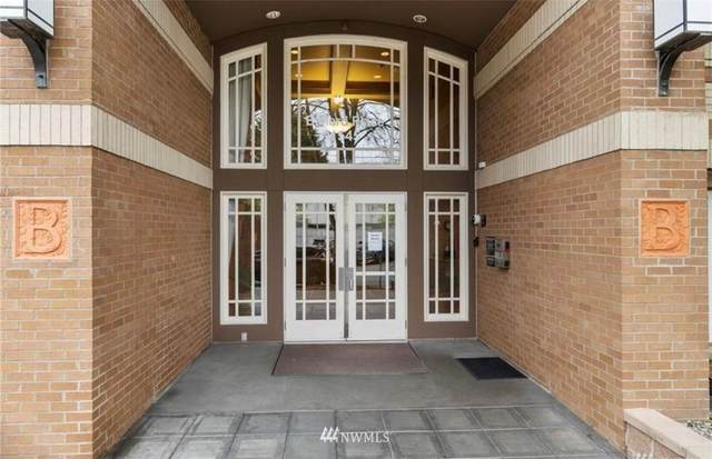 1545 NW 57th Street #331, Seattle, WA 98107 (#1809764) :: Alchemy Real Estate