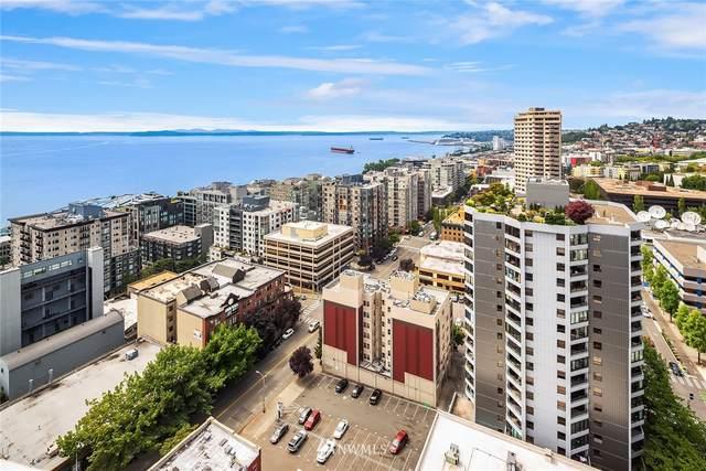 121 Vine Street #1906, Seattle, WA 98121 (#1809768) :: Simmi Real Estate