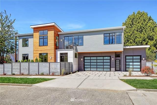 7902 3rd Avenue NW, Seattle, WA 98117 (#1809800) :: NW Homeseekers