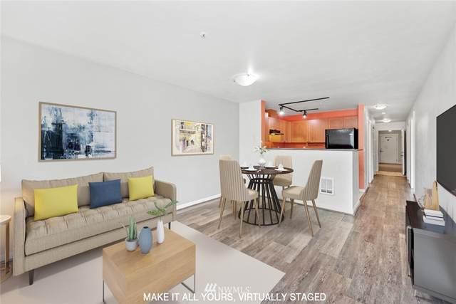 500 Elliott Avenue W #204, Seattle, WA 98119 (#1809850) :: Pickett Street Properties
