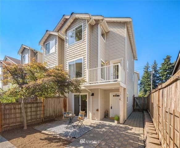 1309 N 145th (Southeast Back Corner) Street C, Seattle, WA 98133 (#1809893) :: Shook Home Group