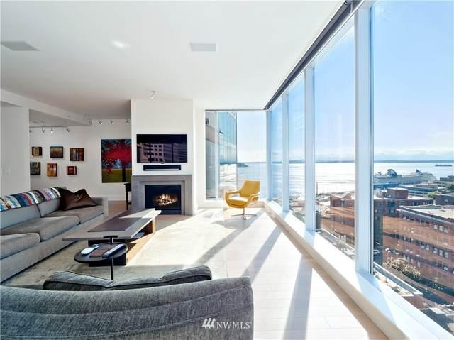1521 2nd Avenue #1201, Seattle, WA 98101 (#1809973) :: Home Realty, Inc