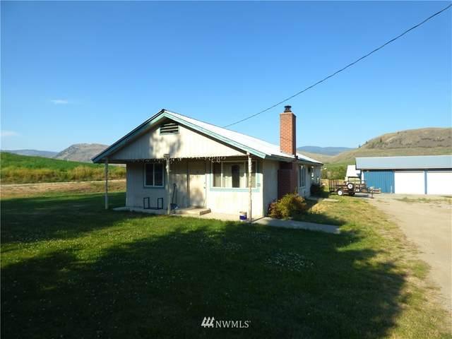 848 Hwy 7, Tonasket, WA 98855 (#1810023) :: Ben Kinney Real Estate Team