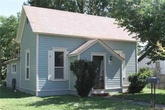 118 E Richmond Avenue, Dayton, WA 99328 (#1810026) :: NW Homeseekers