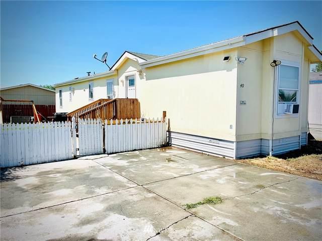 900 N Grape Drive #40, Moses Lake, WA 98837 (#1810052) :: Lucas Pinto Real Estate Group