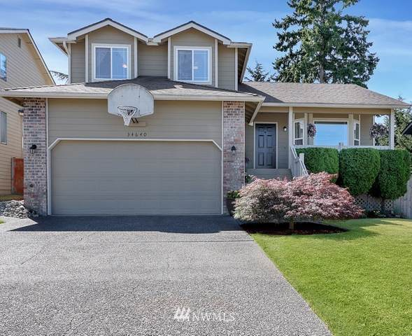 34640 14th Place SW, Federal Way, WA 98023 (#1810110) :: Lucas Pinto Real Estate Group