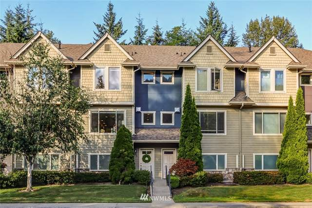 1000 Front Street S #5, Issaquah, WA 98027 (MLS #1810112) :: Community Real Estate Group