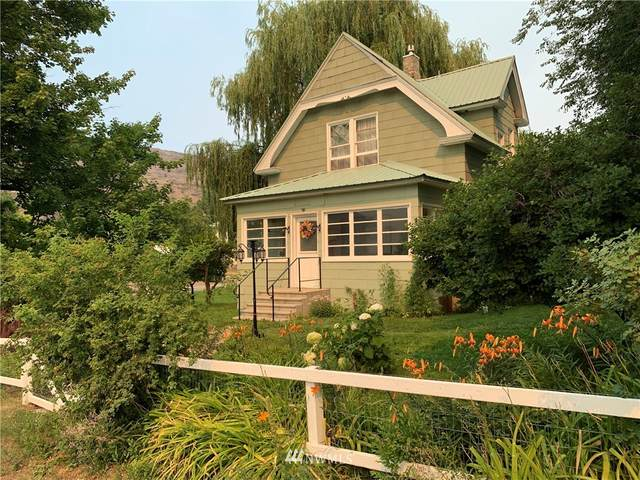 10 Bighorn Drive, Loomis, WA 98827 (#1810115) :: Ben Kinney Real Estate Team