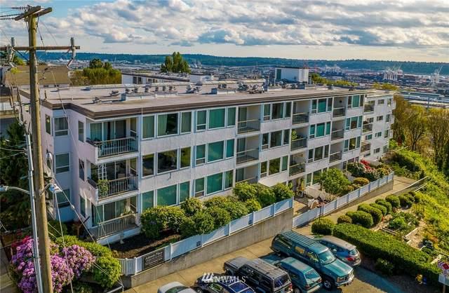 1111 S Atlantic Street #212, Seattle, WA 98134 (#1810152) :: Better Properties Real Estate