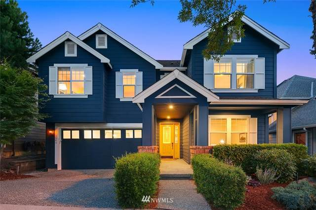 1545 24th Avenue NE, Issaquah, WA 98029 (#1810170) :: Ben Kinney Real Estate Team