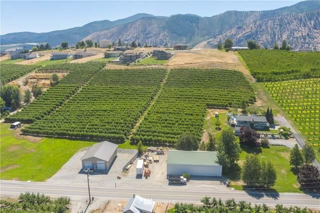 2870 Manson Boulevard, Manson, WA 98831 (MLS #1810180) :: Nick McLean Real Estate Group