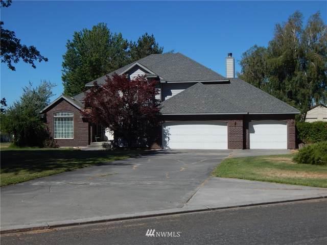 4636 Joey Road NE, Moses Lake, WA 98837 (#1810276) :: Lucas Pinto Real Estate Group