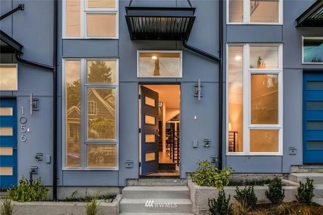 1060 E Harrison Street, Seattle, WA 98102 (#1810285) :: The Kendra Todd Group at Keller Williams