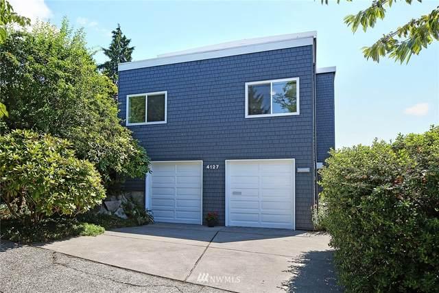 4127 SW Kenyon Street, Seattle, WA 98136 (#1810347) :: Better Properties Real Estate
