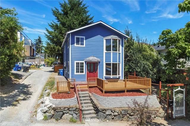 1414 S Hill Street, Seattle, WA 98144 (#1810352) :: Better Properties Real Estate