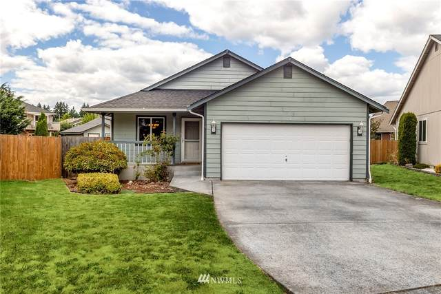 10731 Tucannon Court SE, Yelm, WA 98597 (#1810402) :: Better Properties Lacey