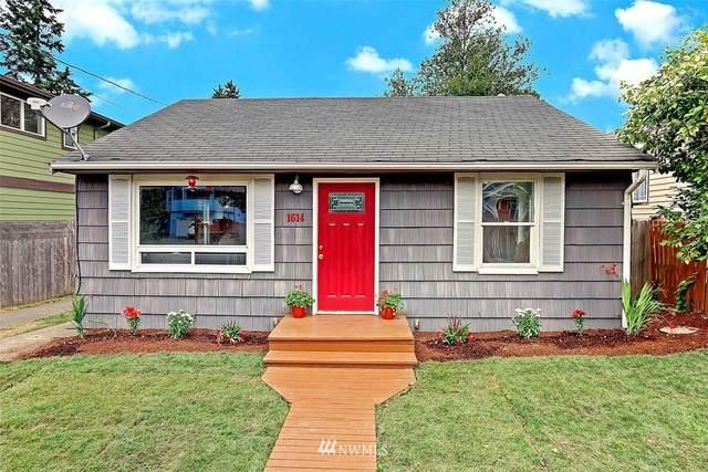1614 SW Webster Street, Seattle, WA 98106 (#1810445) :: Costello Team