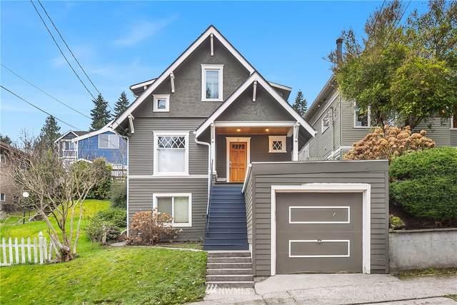 31 W Etruria Street, Seattle, WA 98119 (#1810456) :: The Kendra Todd Group at Keller Williams