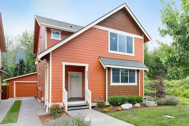 898 NE 2nd Street, North Bend, WA 98045 (#1810485) :: Pickett Street Properties