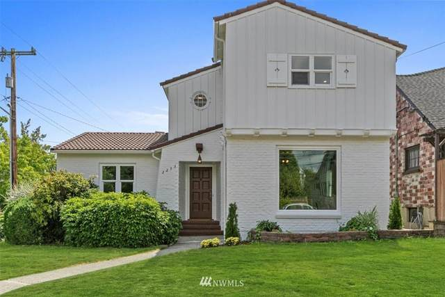 2233 E Miller Street, Seattle, WA 98112 (#1810522) :: Shook Home Group