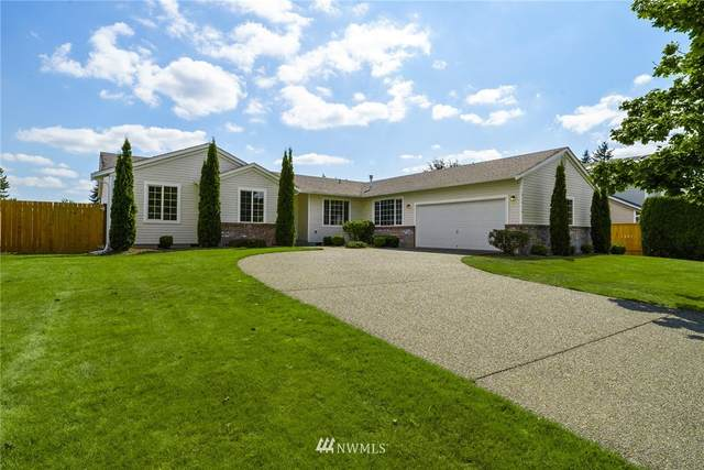 21914 114th Street E, Bonney Lake, WA 98391 (#1810545) :: Keller Williams Western Realty