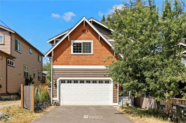 918 SW Austin Street, Seattle, WA 98106 (#1810586) :: Ben Kinney Real Estate Team