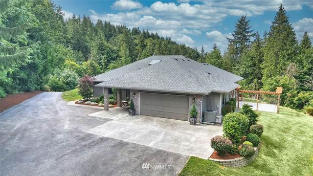 12226 152nd Place SE, Snohomish, WA 98290 (#1810661) :: Keller Williams Western Realty