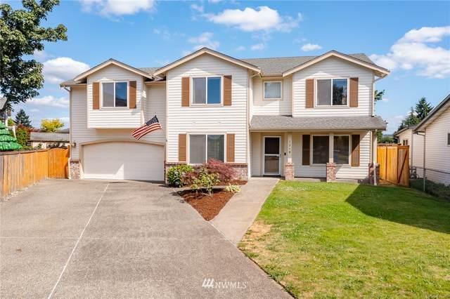 1318 D Place SE, Auburn, WA 98002 (MLS #1810664) :: Community Real Estate Group