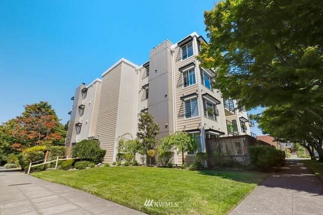 4118 SW College Street #203, Seattle, WA 98116 (#1810677) :: The Original Penny Team