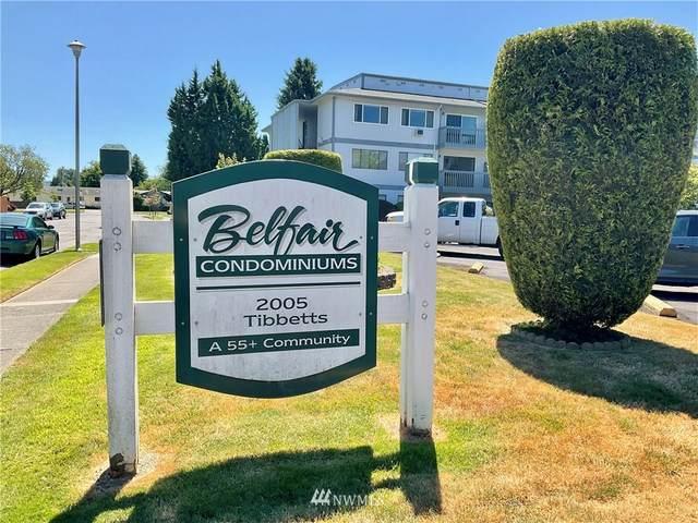 2005 Tibbetts Drive #301, Longview, WA 98632 (#1810721) :: Pacific Partners @ Greene Realty
