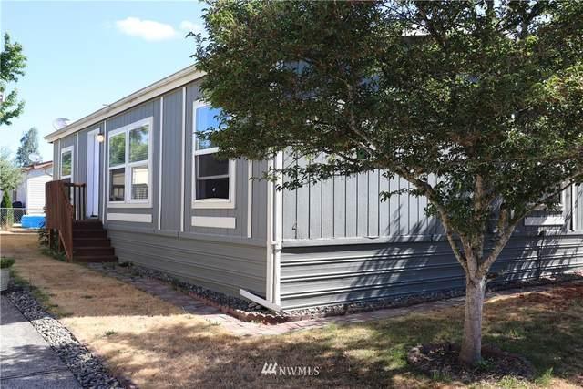 15410 SE 272nd Street #41, Kent, WA 98042 (#1810741) :: Lucas Pinto Real Estate Group