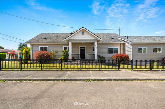 218 B Street, Cosmopolis, WA 98537 (#1810773) :: NW Homeseekers