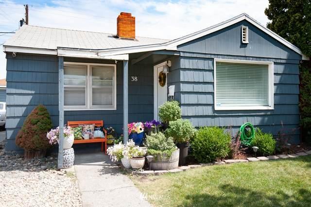 38 G Street SE, Ephrata, WA 98823 (MLS #1810785) :: Nick McLean Real Estate Group