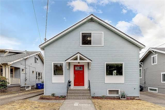 7352 18th Avenue NW, Seattle, WA 98117 (#1810810) :: Ben Kinney Real Estate Team
