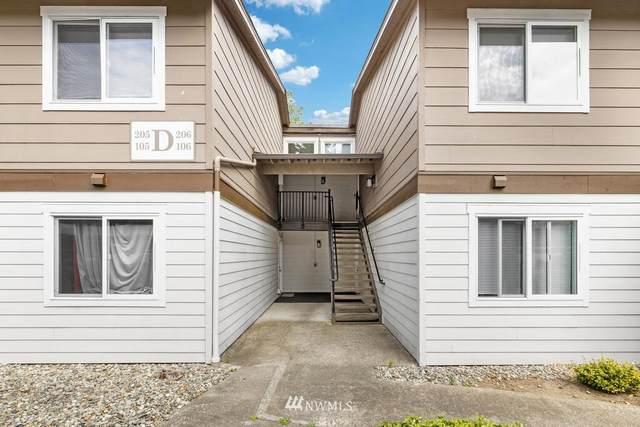 12621 NE 130th Way D106, Kirkland, WA 98034 (#1810812) :: Pickett Street Properties