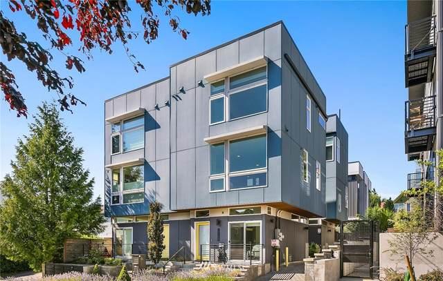 1712 E Spruce Street B, Seattle, WA 98122 (#1810832) :: Lucas Pinto Real Estate Group