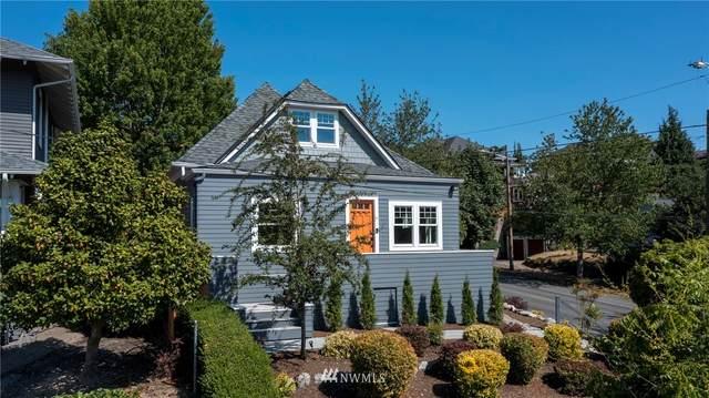 1400 31st Avenue, Seattle, WA 98122 (#1810848) :: Icon Real Estate Group