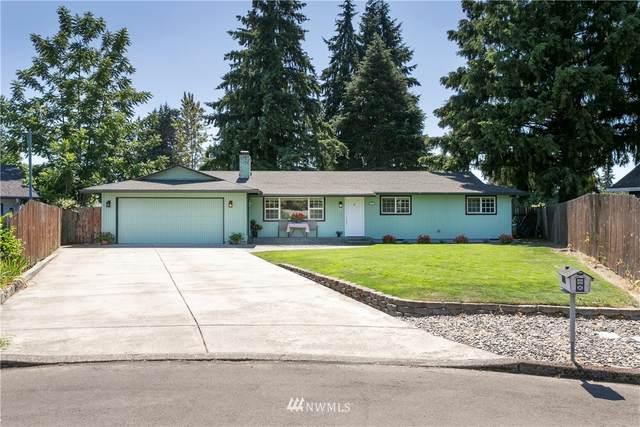 10002 NE 93rd Avenue, Vancouver, WA 98662 (#1810929) :: Ben Kinney Real Estate Team