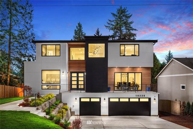 10228 SE 8th Street, Bellevue, WA 98004 (#1810936) :: The Shiflett Group