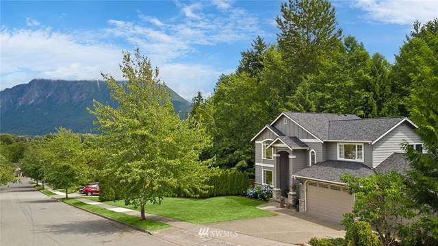 1385 SW 10th Street, North Bend, WA 98045 (#1810938) :: Better Properties Real Estate