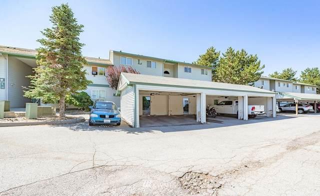667 4th Street L103, East Wenatchee, WA 98802 (#1810983) :: Keller Williams Western Realty
