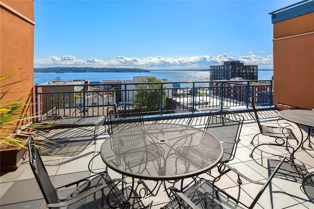 2415 2nd Avenue #638, Seattle, WA 98121 (#1811068) :: Simmi Real Estate