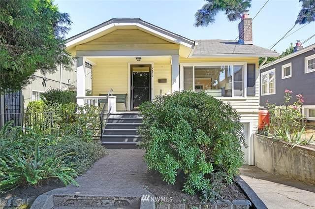1406 N 46th Street, Seattle, WA 98103 (#1811094) :: Urban Seattle Broker