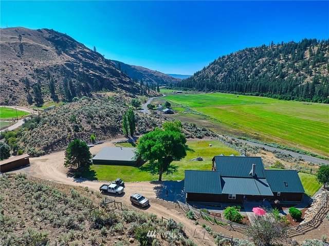 13 Green Lake Road, Okanogan, WA 98840 (#1811141) :: Stan Giske
