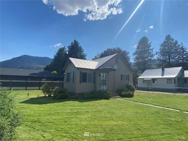 919 Highway 20, Twisp, WA 98856 (MLS #1811167) :: Nick McLean Real Estate Group